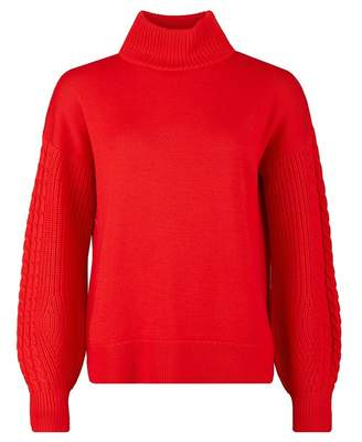 HUGO BOSS Hugo By Sonaly Cable Arm Knit