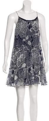 Diane von Furstenberg Baylee Silk Dress