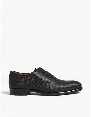 Aldo Girawien perforated leather Oxford shoes
