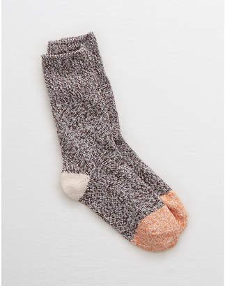 aerie Real Soft Crew Socks