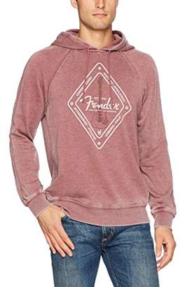 Lucky Brand Men's Venice Burnout Hoodie