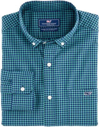 Vineyard Vines Pin Oak Classic Tucker Shirt