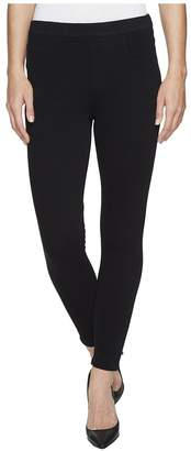 Spanx Cut Sew Cropped Knit Leggings Women's Clothing