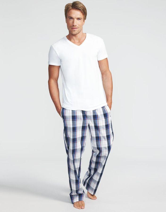 Gant Basic Cotton Stretch V Neck T-shirt