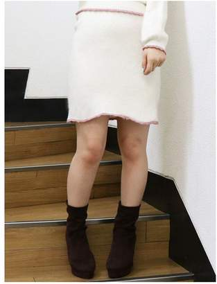 dazzlin (ダズリン) - dazzlin ミディアムニットスカート