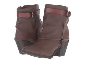 Blowfish Shocks Women's Zip Boots