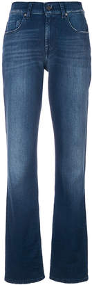 7 For All Mankind stretchy bootcut jeans