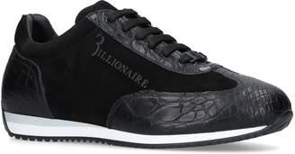 Billionaire Suede Stephan Sneakers