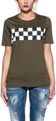 DSQUARED2 Army Green T-shirt