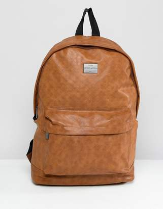 Peter Werth Tully Texture Backpack