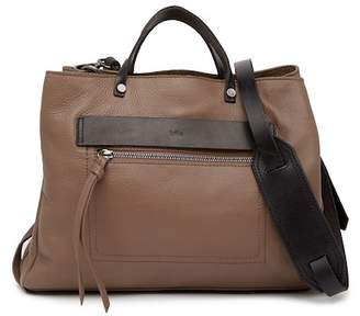 Kooba Ridgefield Leather Satchel