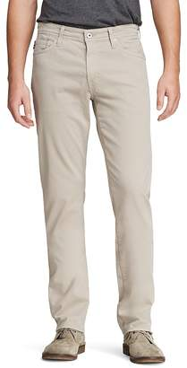AG Jeans Graduate New Tapered Fit Twill Pants