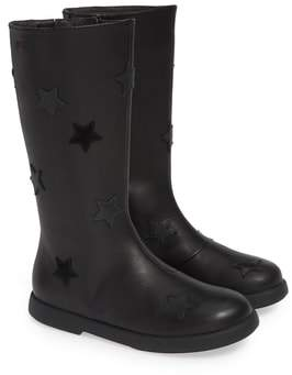Camper Star Applique Tall Boot