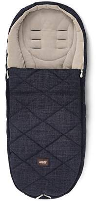 Mamas and Papas 1277V7002 Cold Weather Plus Pushchair/Buggy Footmuff, Pram/Pushchair/Buggy/Baby Travel Accessory - Dark Navy