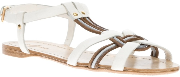 Car Shoe strappy sandal