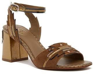 Ash Queen Geo Applique Sandal