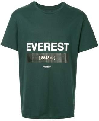 Yoshio Kubo Yoshiokubo Everest T-shirt