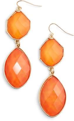 Adia Kibur (アディア キブラ) - Adia Kibur Stone Drop Earrings