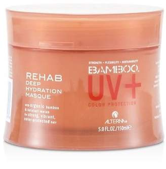 Alterna NEW Bamboo Color Hold+ Color Protection Rehab Deep Hydration Masque