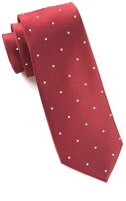The Tie Bar Satin Dot