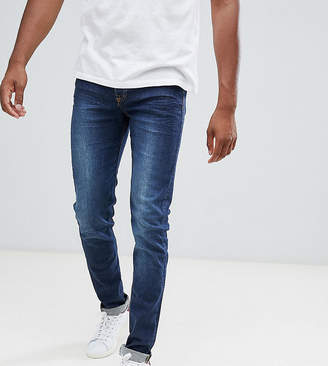 Loyalty And Faith TALL Beattie skinny fit jean in dark wash