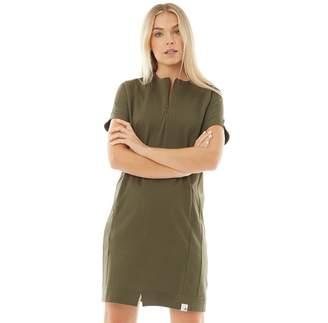 adidas Womens XBYO Dress Olive Cargo