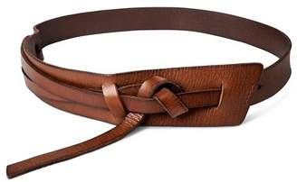 Mossimo Supply Co. Women's Wide Messy Knot Belt Brown - Mossimo Supply Co. $26.99 thestylecure.com