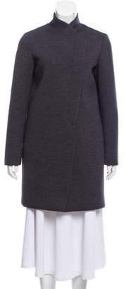 Brunello Cucinelli Knee-Length Wool-Blend Coat