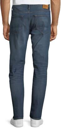 Tom Ford Dark-Wash Straight-Leg Jeans
