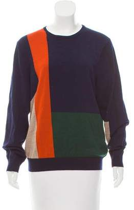 Tim Coppens Wool Patterned Sweater