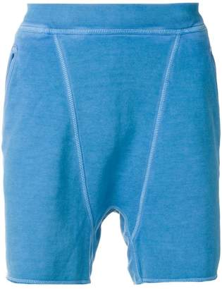 DSQUARED2 logo printed jogger shorts