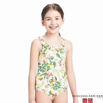 Uniqlo GIRLS PTT Swim One-Piece