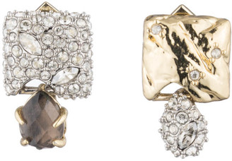Alexis Bittar Mismatched Stud Earring