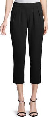 Ramy Brook Kailey Straight-Leg Ankle Pants