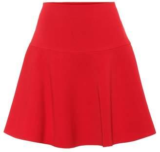 RED Valentino Crepe miniskirt