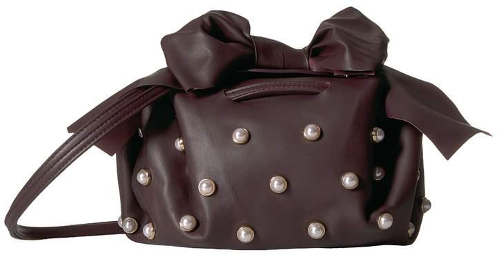 ZAC Zac Posen - Soiree Crossbody - Pearl Lady Cross Body Handbags