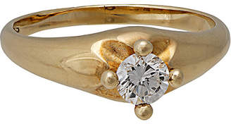 Bulgari Heritage  18K 0.30 Ct. Tw. Diamond Ring