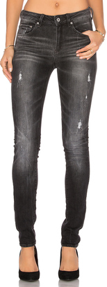 G-Star 3301 High Rise Skinny $180 thestylecure.com