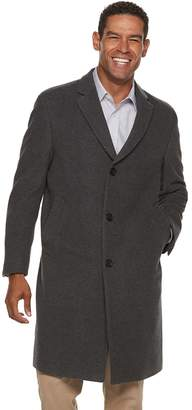 Chaps Men's Classic-Fit Wool-Blend Top Coat
