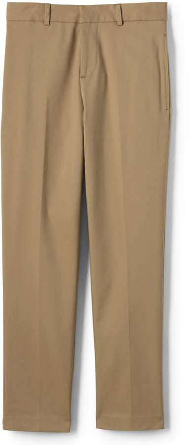 Lands'end Boys Chino Dress Pants