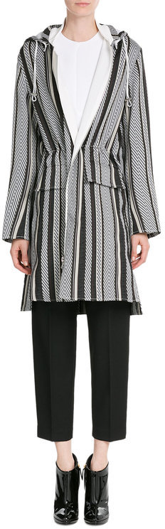 3.1 Phillip Lim 3.1 Phillip Lim Striped Coat