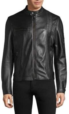Belstaff Hempston Leather Jacket