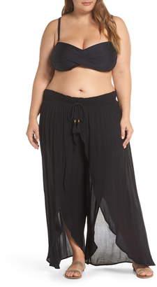 Chelsea28 Gauze Cover-Up Pants
