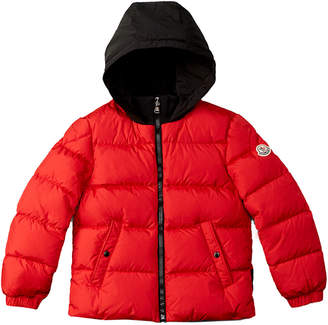 9b01dfe4e Moncler Red Boys  Clothing - ShopStyle