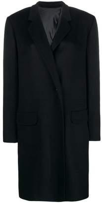 Helmut Lang duster coat