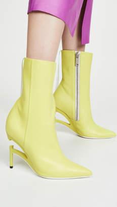 Unravel Project Broken Heel Boots