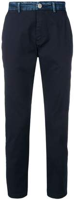 Frankie Morello tapered Sathya trousers