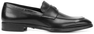 Giorgio Armani monogram classic loafer