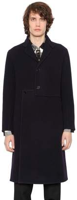 J.W.Anderson Asymmetrical Front Wool & Cashmere Coat