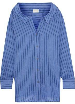 Simon Miller Striped Linen Shirt